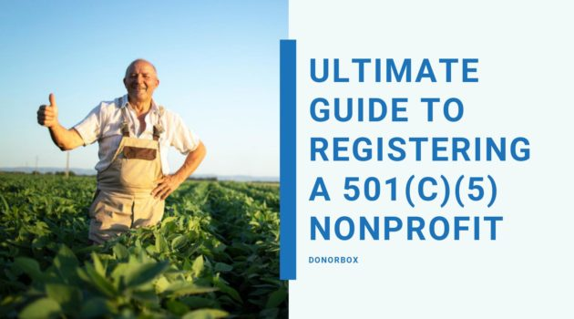 How to Start a 501c5