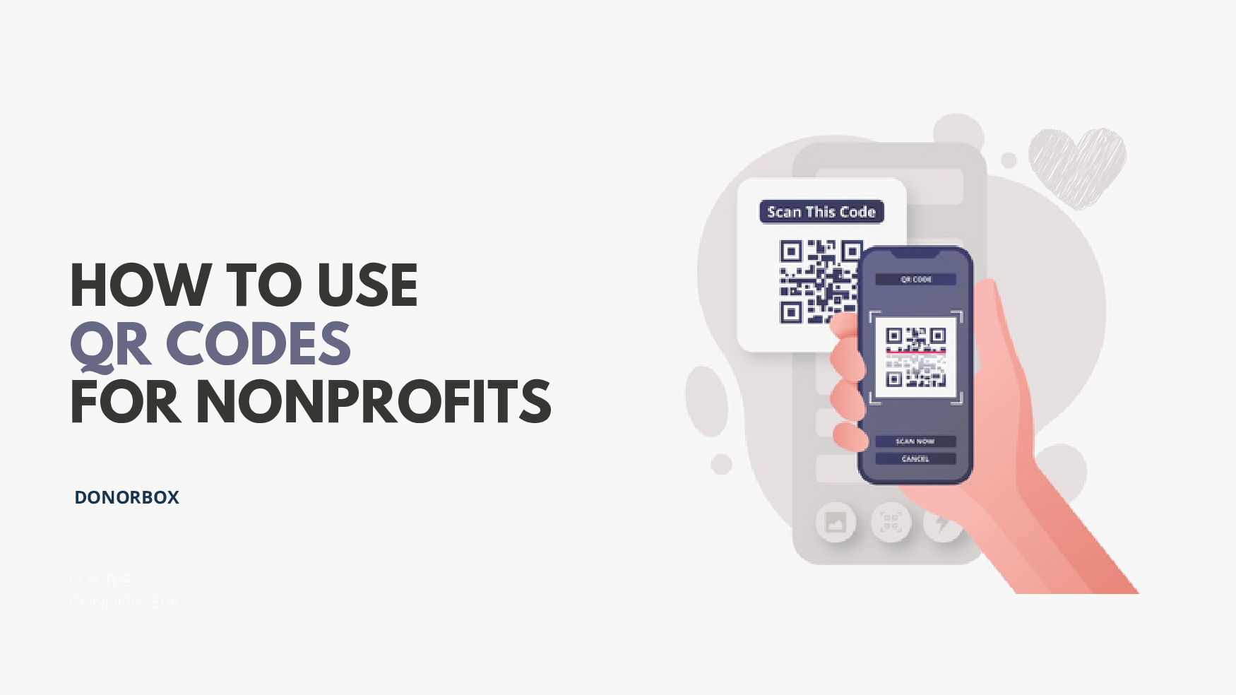 How to Use QR Codes for Nonprofit Organizations