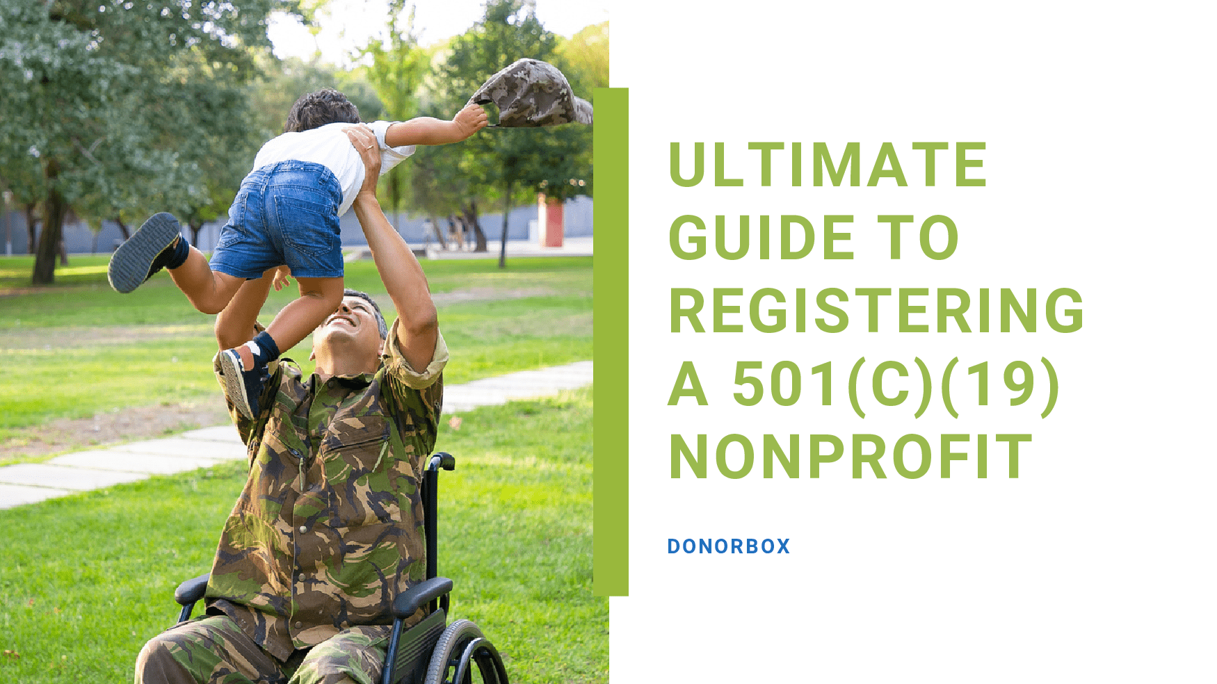 The Ultimate Guide to Registering a 501(c)(19) Nonprofit Organization