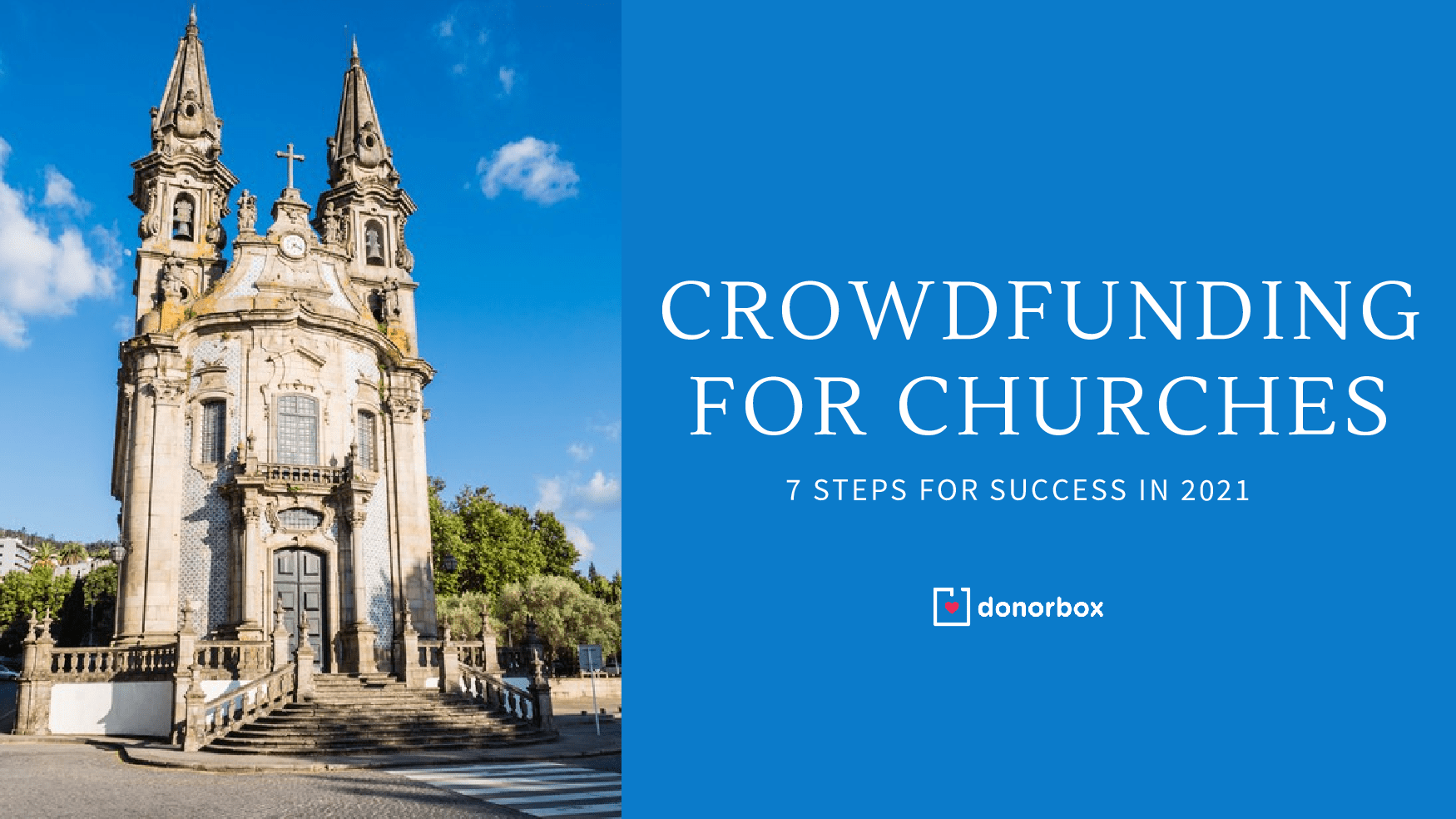 Crowdfunding for Churches   7 Steps for Success in 2021