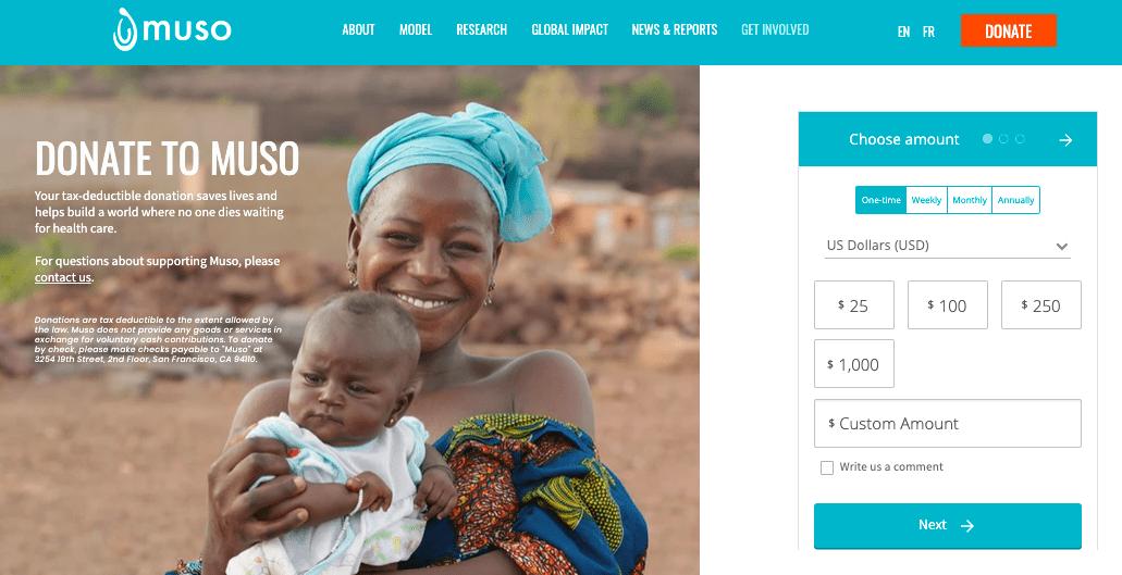 best fundraising sites
