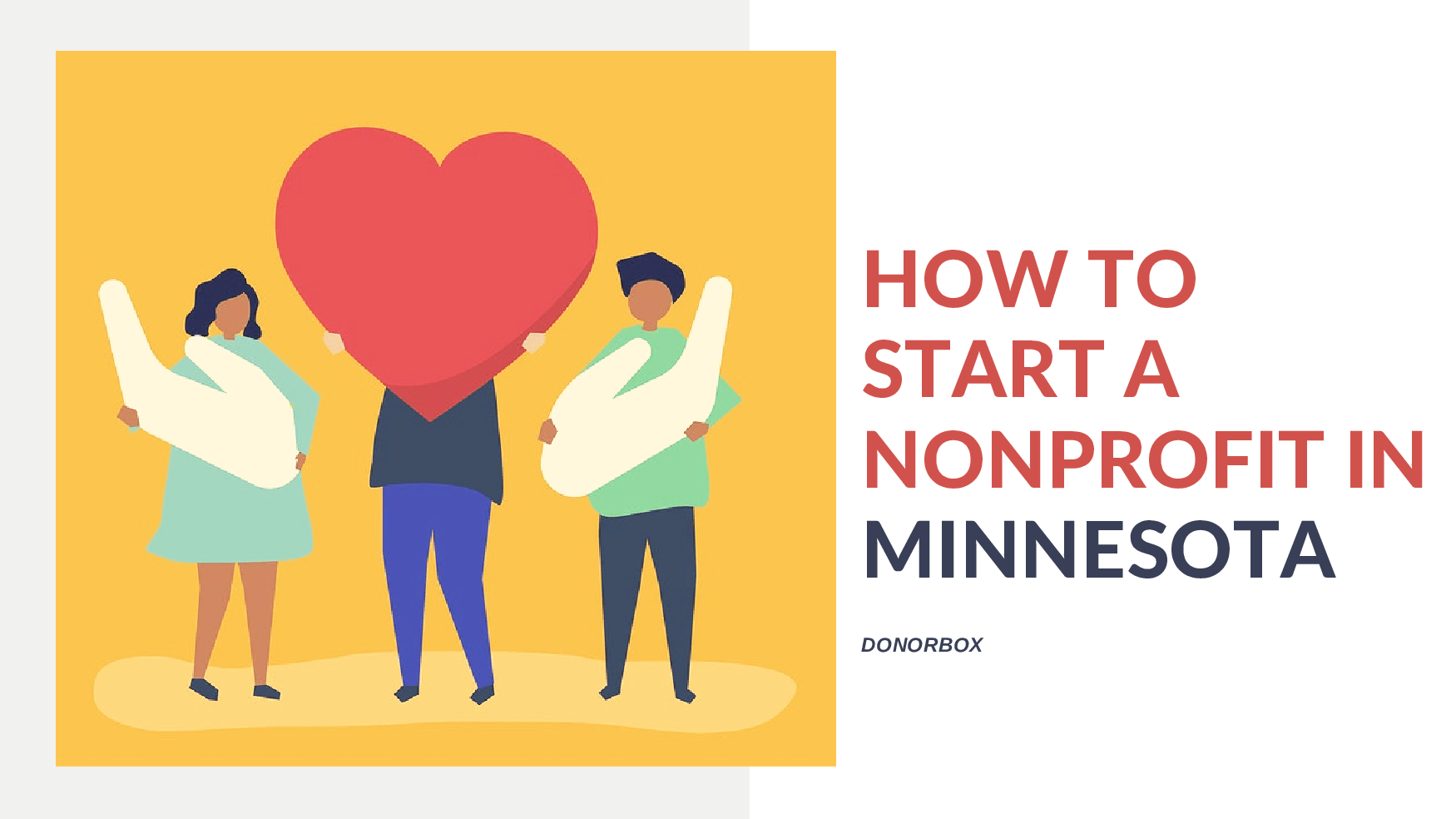 how to start a nonprofit in mn