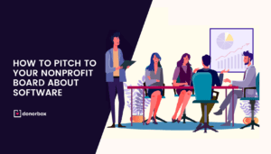 pitch fundraising platform to your board