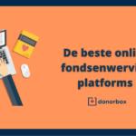 fondsenwerving platform