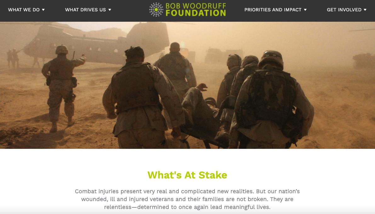 veterans nonprofit organizations