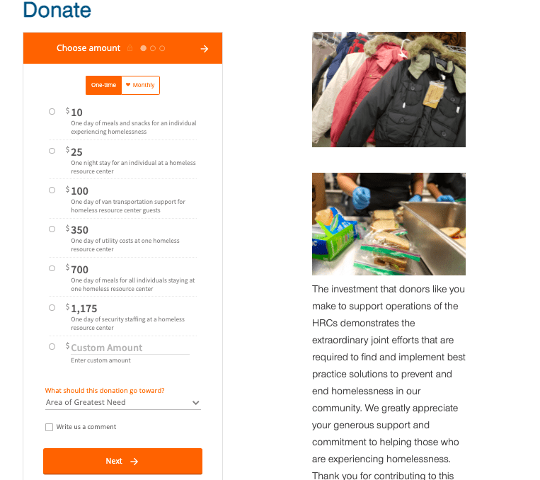 tips for fundraising