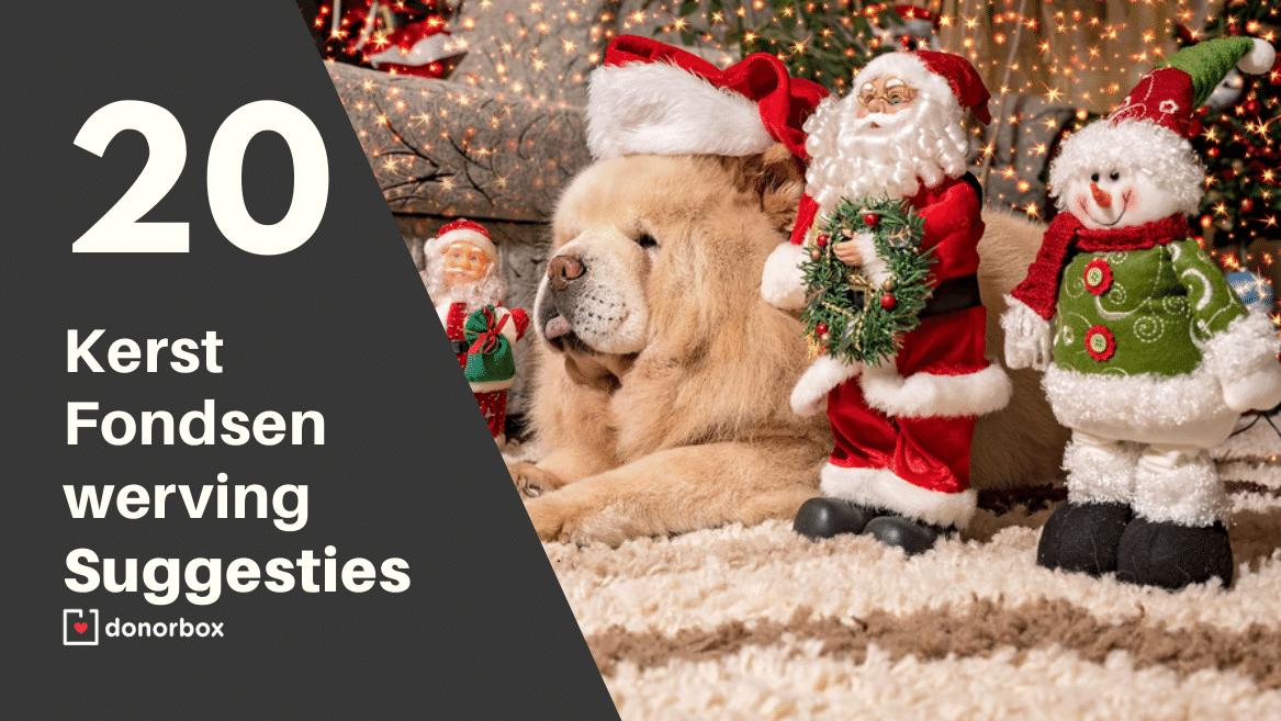20 Creatieve Goede Doelen-acties voor Kerst donaties