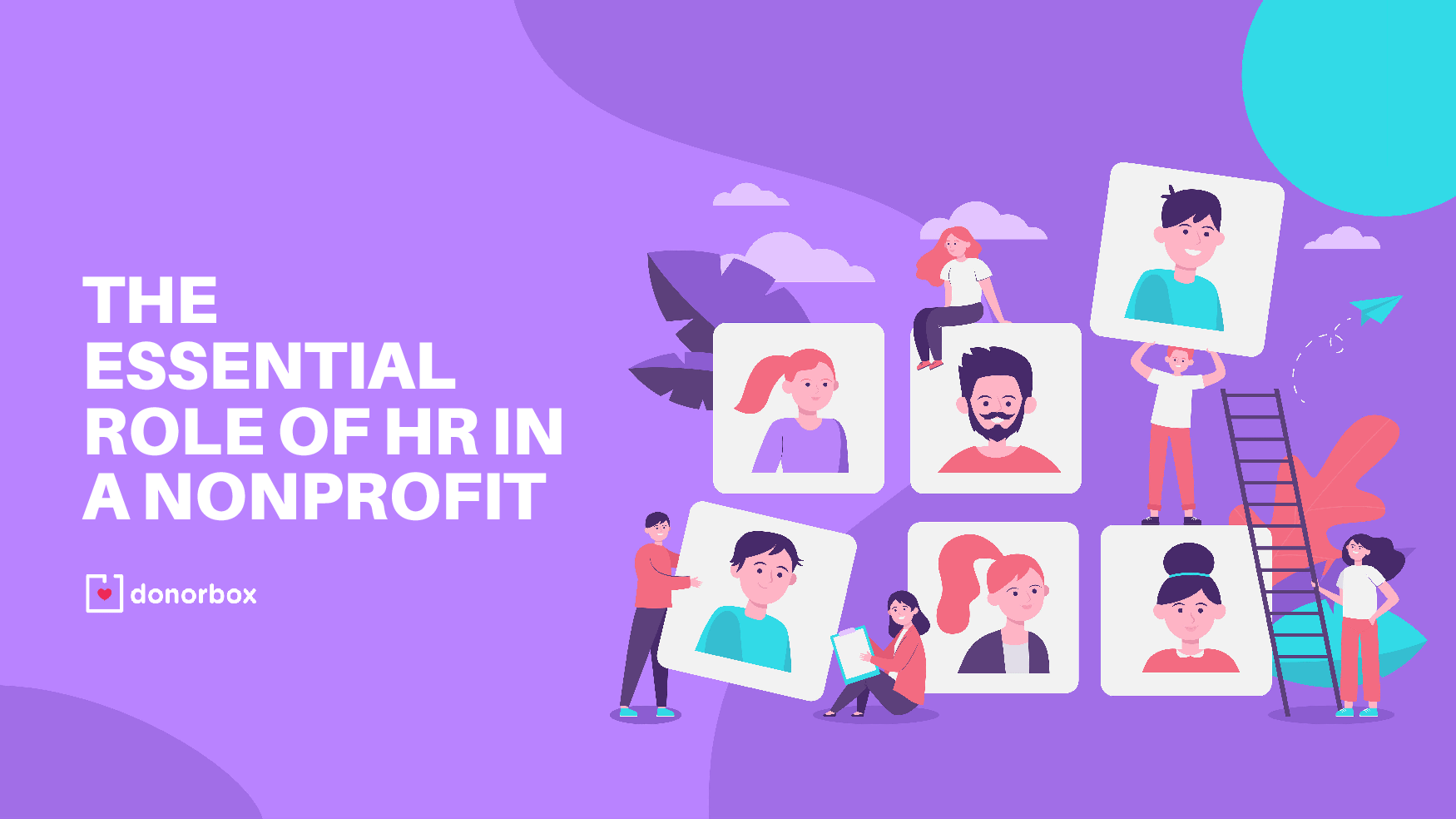 The Essential Role of HR in a Nonprofit   Donorbox