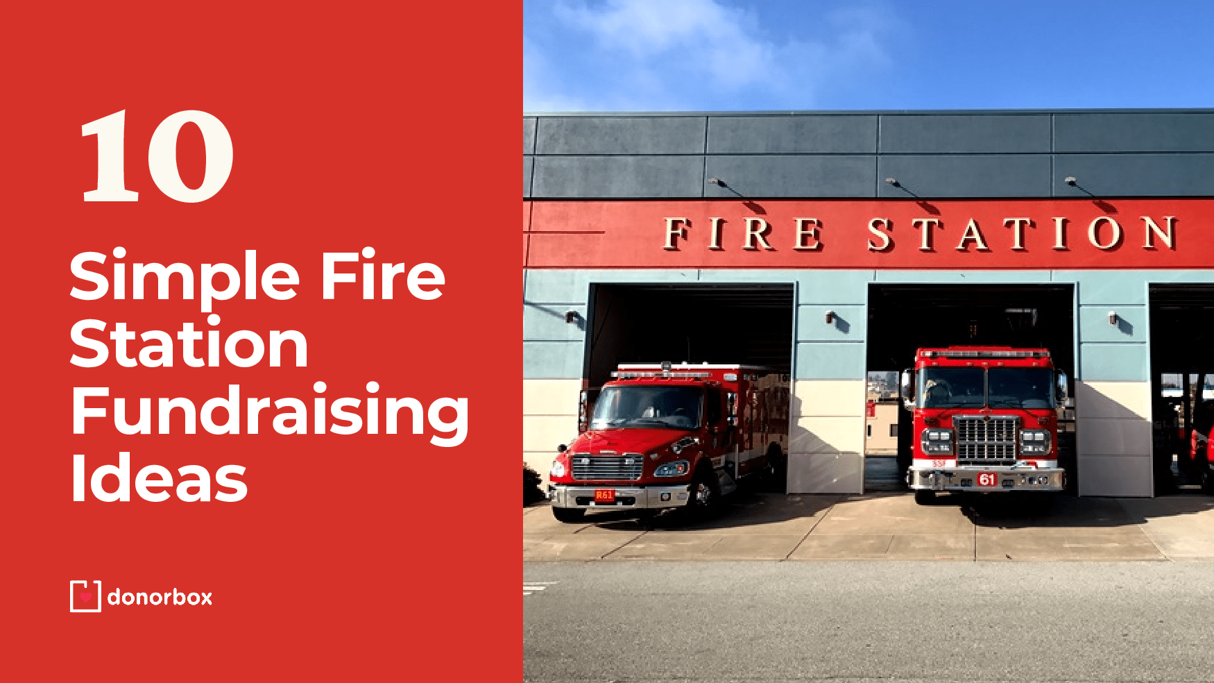 10 Simple and Effective Fundraising Ideas for Fire Station