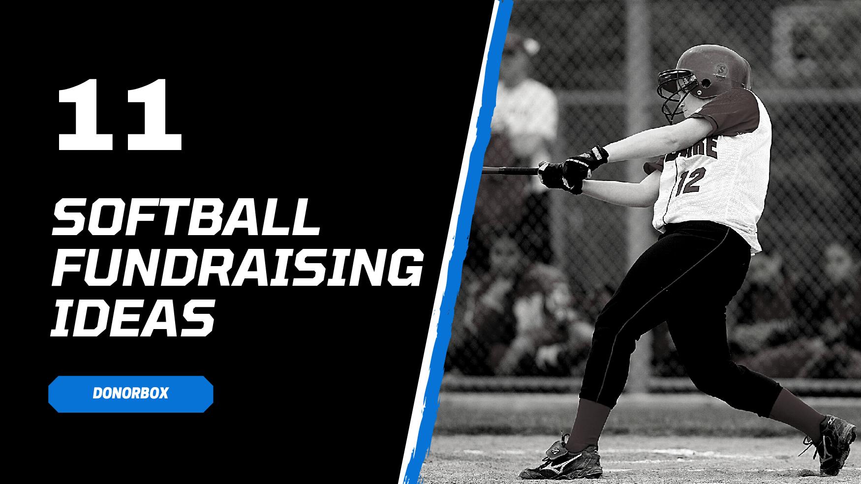 11 Fantastic Fundraising Ideas for Your Softball Team