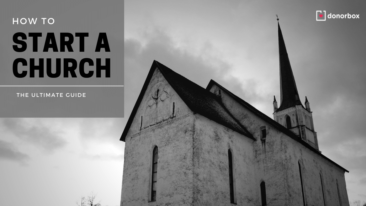 How to Start a Church: The Ultimate Nonprofit Guide