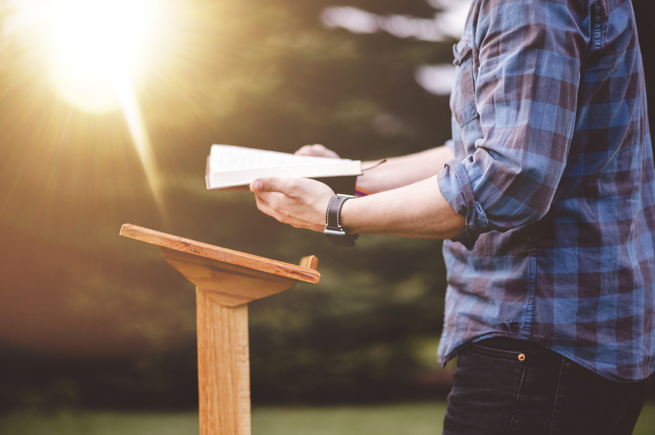 how to start a church ministry
