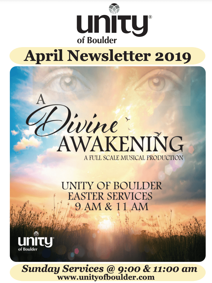 church newsletter examples